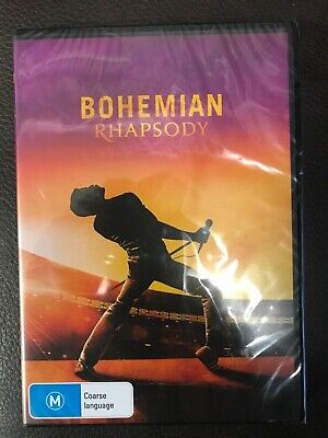 Bohemian Rhapsody (DVD, 2019) ***BRAND NEW and SEALED***