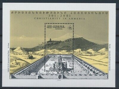 LJ75122 Armenia Christianity monastry nice lot of good stamps MNH