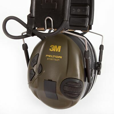 3M Peltor SportTac Electronic Ear Defender Shooting & Hunting
