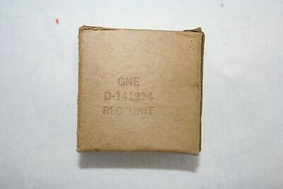 """Vintage Rotary Telephone Replacement Microphone Part for Handset Receiver 1 3/4"""""""