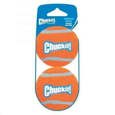 ChuckIt Tennis Balls 2-Pack - Compatible with Chuckit Launchers!