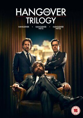 The Hangover Trilogy [DVD] [2009][Region 2]
