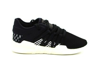 new product 01c7d 109d4 Adidas Eqt Racing Adv W Baskets Noir Blanc By9798
