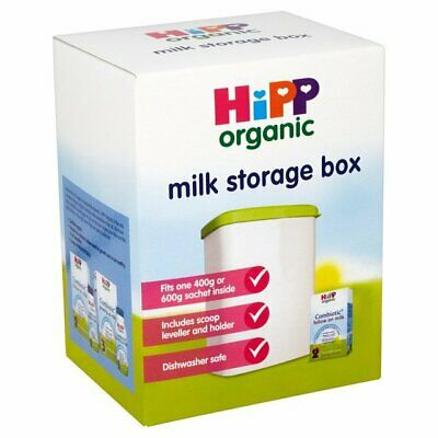 HiPP Organic Milk Storage Box