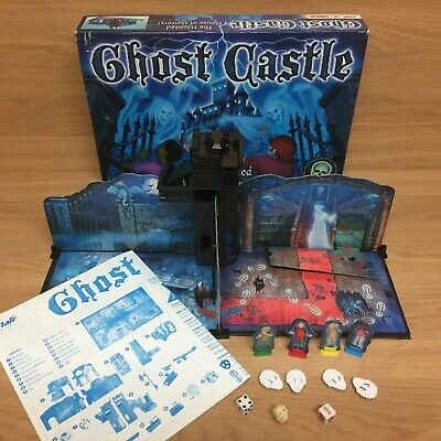 Haunted House Game By Flair 2006 Spare Parts