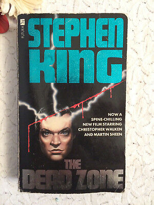 Stephen King - The Dead Zone - Paperback Book