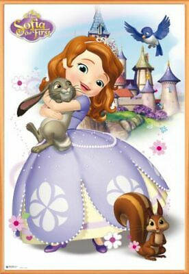 Sofia The First Maxi Poster 61cm x 91.5cm PP33605-694 Characters