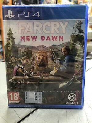 Far Cry New Dawn Ita PS4 NUOVO SIGILLATO