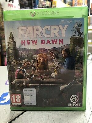 Far Cry New Dawn Ita XBox One NUOVO SIGILLATO