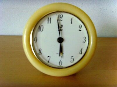 Table Clock JAZ - Watch desktop - Quartz - Alarm - For Collectors