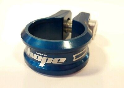 Hope QR Seat Post Clamp 28.6MM BLUE-