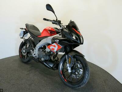 Tuono 125 2018 with only 945 miles