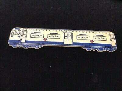 Vintage Collectible Railway Train Measuring Ruler London Underground