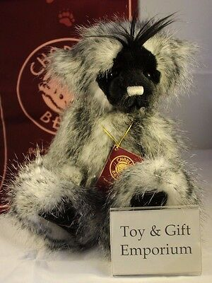 SPECIAL OFFER Charlie Bears HINCKLEY (BRAND NEW RRP £48)