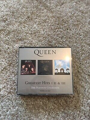 Queen - The Greatest Hits 1 - 3 (The Platinum Collection) Bohemian Rhapsody