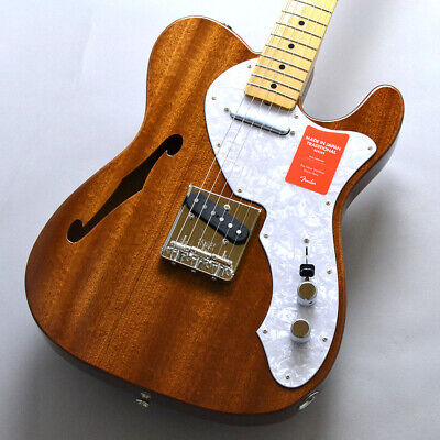 Fender: Electric Guitar MADE IN JAPAN TRADITIONAL 69 TELECASTER THINLINE NEW#2