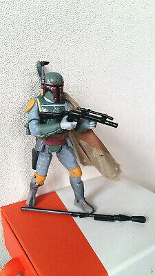 Star Wars  Boba Fett Exclusive 300Th Figure Special Edition 2000