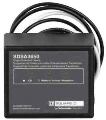 Square D 40 kA 3 Phase Indoor/Outdoor Panel Mounted Surge Power Distribution