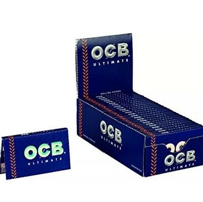 OCB Ultimate Courte Double Lot De 75 Carnets De 100 Feuilles
