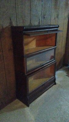 The Fred Macey Co. 3 STACK BOOKCASE