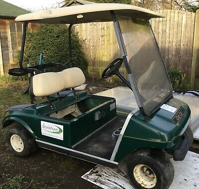 Golf Buggy Electric - Club Car - 48v Includes Charger - NO Batteries - 2001