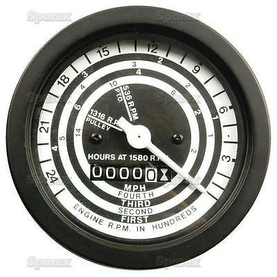 Ford 8N Tractor Proofmeter Tachometer Tach Hour Meter 8N17360A1