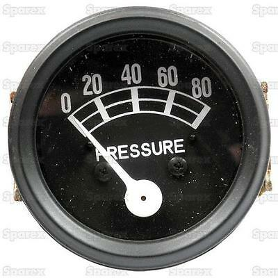 Ford Tractor Oil Pressure Gauge NAA Jubilee 600 700 800 900 FAD9273A 80 PSI