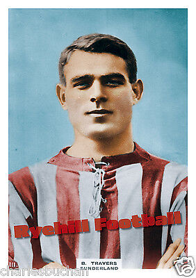 The Sunderland AFC Collection - Barney Travers