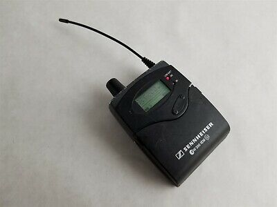 Sennheiser Evolution EK 300 IEM G2 B-Band 626-662MHz Wireless Body Pack Receiver