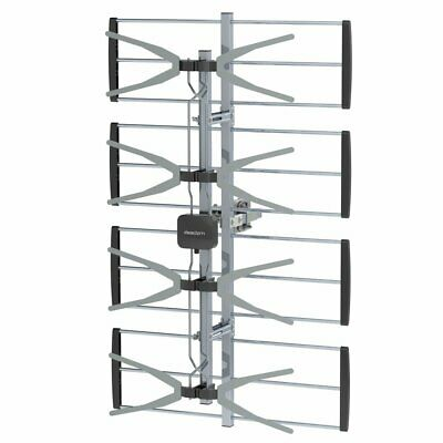 Leadzm TA-W2 4 Grids 10 m 3C2V Double-head Wire Outdoor Antenna Without Stand