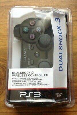 Official Sony PS3 PlayStation 3 Wireless controller DualShock 3