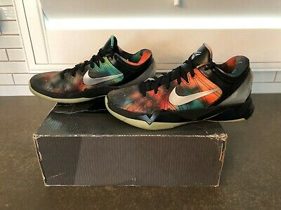 uk availability 02d2a 3179f Nike Zoom Kobe VII (7) AS System GALAXY All Star Big Bang Sz 9.0