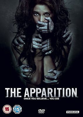 The Apparition With 3D Lenticular Cover Ashley Greene Studiocanal Uk Dvd New
