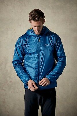 Rab Xenon X Hoodie - Medium - Rated #1 Best Synthetic Insulated Jacket for Men