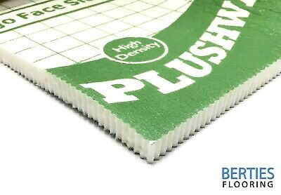 12mm Thick Plushwalk - Voted The Best Carpet Underlay - Uses Memory Foam