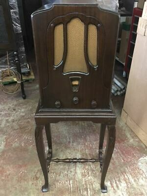 RCA Victor R-7 Tombstone Radio with Stand