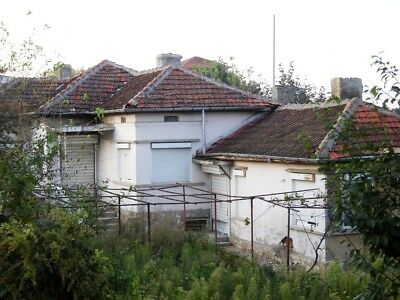 REDUCED PRICE!!! A house near Dobrich & Varna, 55 km from the sea