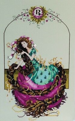 Rapunzel - Cross Stitch Chart - Digital Format