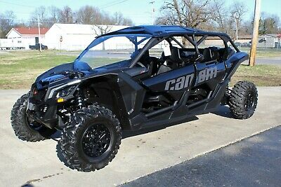 2017 Can-Am Maverick Max X3 Turbo Xds **49 Miles, Mint** Shipping Starts At $199