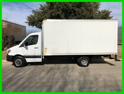 2014 Other Makes Sprinter 3500 Chassis 3500 Diesel Dual Rear Wheel Box Truck 16 2014 3500 Diesel Dual Rear Wheel Box Truck 16ft x 7.5ft Used Turbo 2.1L I4 16V