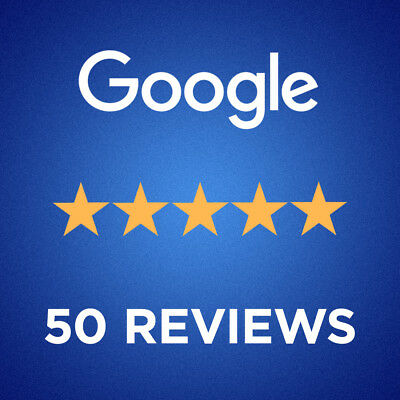 50 Google Reviews For Business Real 5 STAR Google Reviews Verified Reviews