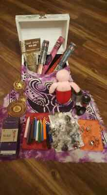 Witch Kit  Wiccan Pagan Ritual Spells