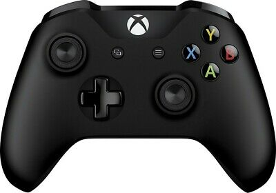 Microsoft - Xbox Gaming Controller with Cable for Windows - Black(4N6-00001)