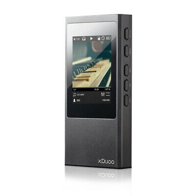 xDuoo X20 Lossless Music Player Bluetooth Hi-Fi Mp3 Player Balance High Quality