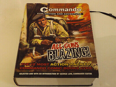 Commando 12 Of The Best!,2007 Issue,v Good For Age,12 Years Old,very Rare Book.
