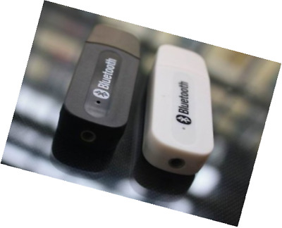 New Audio Music Streamer Bluetooth A2dp Dongle Speaker Wireless Connection 35mm