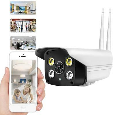 Full HD 1080P Wifi P2P Wireless Security Outdoor IP Camera Night Vision AU