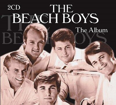 The Beach Boys - The Album The Beach Boys (2017)  2 CD Set Neu OVP