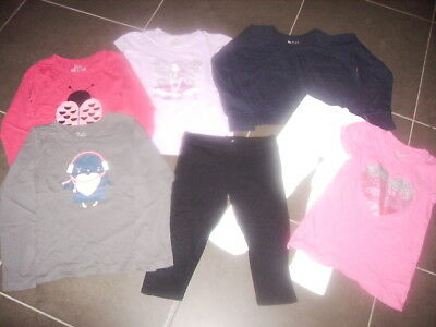 Bundle Of Girls Clothes - Size 7 - Target, Cotton On  Etc - 7 Items!