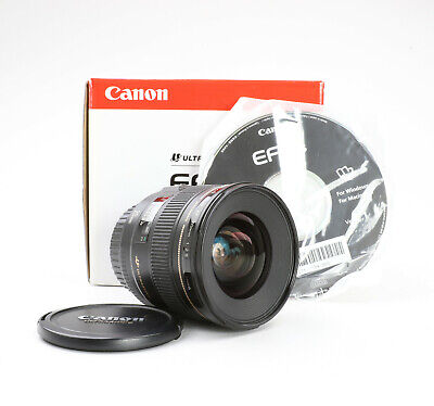 Canon EF 20 mm 2.8 USM + TOP (223808)